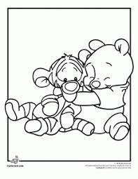 Free printable cute disney coloring pages. Disney Babies Coloring Pages Woo Jr Kids Activities