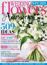 wedding flowers magazine may june