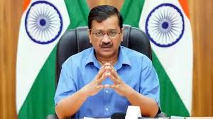 Arvind Kejriwal insulted national flag during Covid video meets, claims  Union Minister Prahlad Patel   India News – India TV