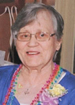 In Memory of Daphne Virginia (Wade) Sandberg | Obituary and Service Details  | Hamilton's Funeral Home