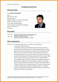 download cv 11 english cv example download penn working papers
