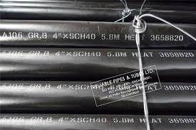 Astm A106 Grade B Pipe Suppliers Asme Sa106 Gr B Carbon