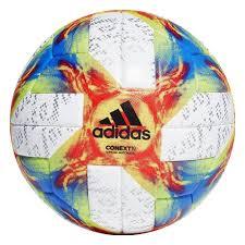 <b>Мяч футбольный ADIDAS</b> Conext 19 OMB, FIFA PRO, ЧМ`19 ...