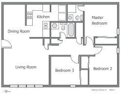 3 bedroom apartments plan. Apartment Plans 3 Bedroom Floor Photo 1 Car Garage 2 Apartments Plan O