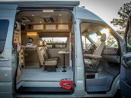 2x4 or 4x4 models will work the same. Best Campervan Conversion Companies In 2019 Trail Kitchens