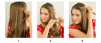 Resultado de imagem para Penteados simples