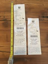 A Receipt Why Are Cvs Receipts So Long An Investigation Vox