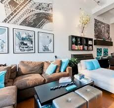 Amazing Brown And Blue Living Room About Remodel Home Decor Ideas With Brown  And Blue Living