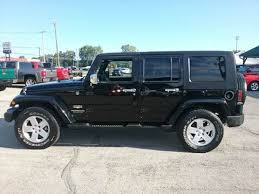 2007 jeep wrangler unlimited in hillsboro oh