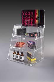 Tea Bag Display Stand Optional Display For CannaPod™ Bud Bar Displays 98