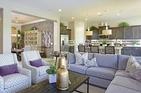 Model Home Interior Decorating