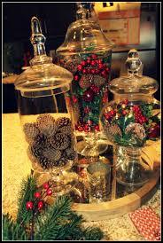 Apothecary Jars Christmas Decorations CubicleDesk Christmas Decor Emily Parker Designs 35