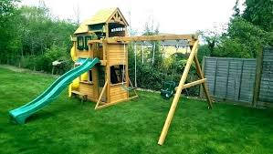 diy wooden swing set kits parts and accessories cedar summit home depot part