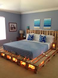 pallets furniture ideas. Amazing And Inexpensive Diy Pallet Furniture Ideas | Pallets Intended For Bed