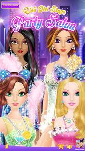 party salon s makeup dressup