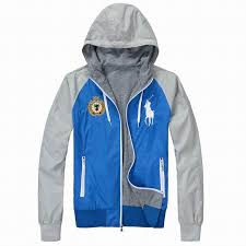 ralph lauren men s reversible jacket blue grey