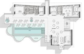 rise costa rica common house floor plan