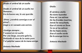 Resultat d'imatges de poema de machado
