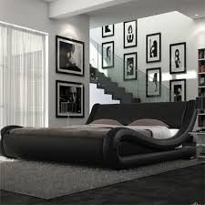 volo italian modern leather bed luxury leather beds beds co uk the bed