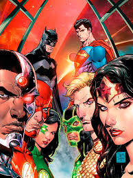 Justice league was an american animated television series based on the associated comic book series published by dc comics, featuring their most popular characters. A Brief History Of The Justice League Ndash In All Its Incarnations Ew Com