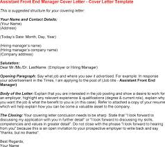 Download Ways To End A Cover Letter Ajrhinestonejewelry Com