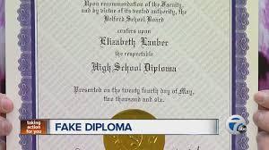 fake diploma scam