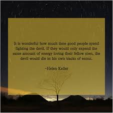 Helen Keller It Is Wonderful How Much Cfame Quotes