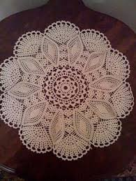 Thread Crochet Patterns Adorable Exquisite Flower Doily Free Crochet Pattern In Aunt Lydia's Crochet