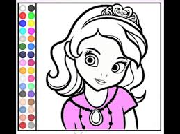 Free Disney Princess Coloring Pages For Girls Disney Princess