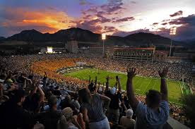 Cu Folsom Field Seating Chart University Of Colorado Boulder Football Game Day Guide