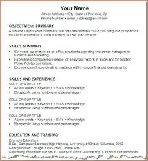 What To Put As Skills On Resume Skills To Write On Resumes How