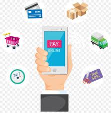 E Payment System Design Digital Marketing Background