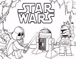Star Wars Clone Trooper Kleurplaten Coloriage Dessins Dessins