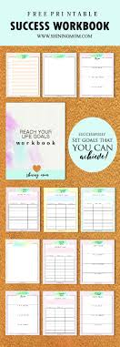17 best ideas about goal setting worksheet goals your success workbook and goal setting worksheet