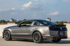 2013 Ford Mustang Shelby GT500 Sterling Gray - KeithHicksPhotography
