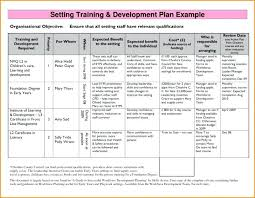 Performance Improvement Plan Template Employee Development Top Free ...