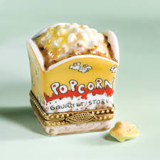 Decorative Popcorn Boxes Limoges popcorn box LIMOGES Pinterest Popcorn Box and 38