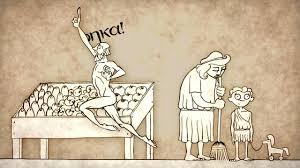how taking a bath led to archimedes principle mark salata