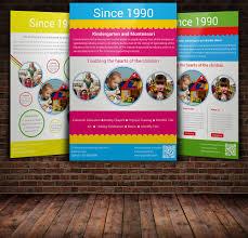 Sample Preschool Brochure Kindergarten Brochure Templates Best Professional Templates 22