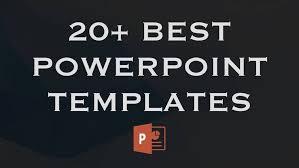 Amazing Powerpoint Designs 20 Best Powerpoint Templates 2019 Pixelhand Net