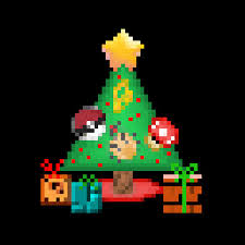 Mario Ornaments  Super Mario Christmas Ornaments  Things I Want Super Mario Christmas Tree