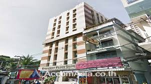 Evergreen Office Evergreen Place Office Space For Rent In Phayathai Bangkok Rajchathawi Bts