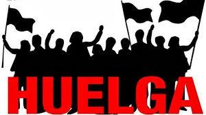 Resultado de imagen para llamado a huelga