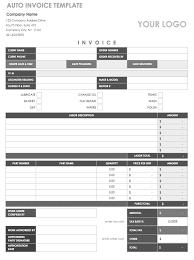 55 Free Invoice Templates Smartsheet
