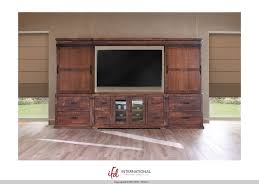 International Furniture Direct Home Entertainment 59 Inches TV
