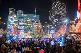 Birmingham Mi Christmas Tree Lighting Detroits 16th Annual Tree Lighting Will Have Some Of Our