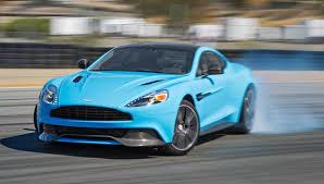 2014 Aston Martin Vanquish Hot Lap 2013 Best Driver S Car Contender Youtube