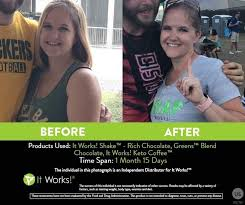 Pin by Ashley Foxall on It Works | It works, Itworks, Coffee time