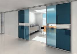 2 internal glass sliding door in glass design 001 001
