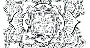 Hard Coloring Pages To Print Cute Hard Coloring Pages Animal Mandala